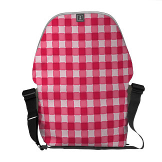 Messenger Bag Pattern picnic tablecloth
