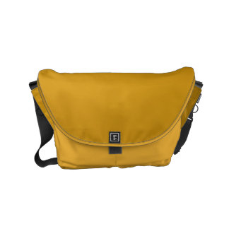 Messenger Bag Sparkle Luxury gold Leather look