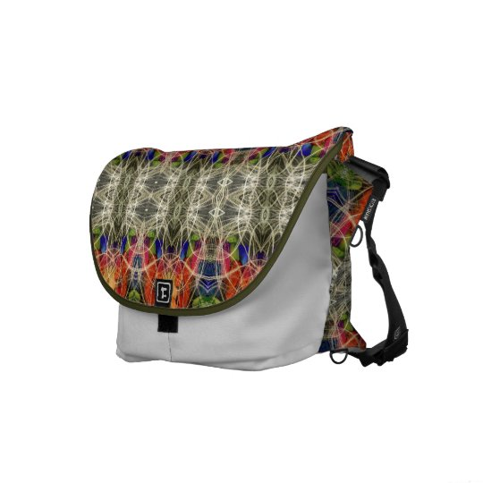 Messenger Bag ``Spring Field´´