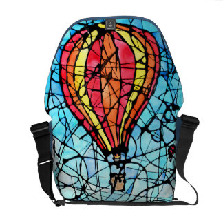 Messenger Bags - Festival in Flight