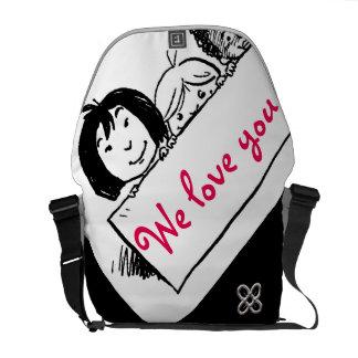 Messenger Bags For Women, Men And Girls.