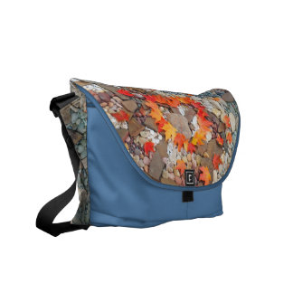 Messenger Bags Holiday Gifts Heart Leaves Nature
