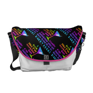 Messenger Bags - How Long to Happy Hour