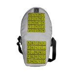ABCDE FGHIJ KLMNO PQRST VWXYZ  Messenger Bags (mini)