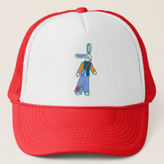 Messenger Bunny Trucker Hat