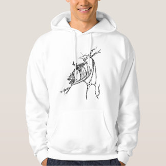 messenger dragon hoodie