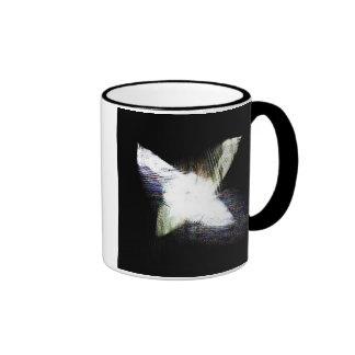 Messenger from a lost Kingdom Ringer Coffee Mug