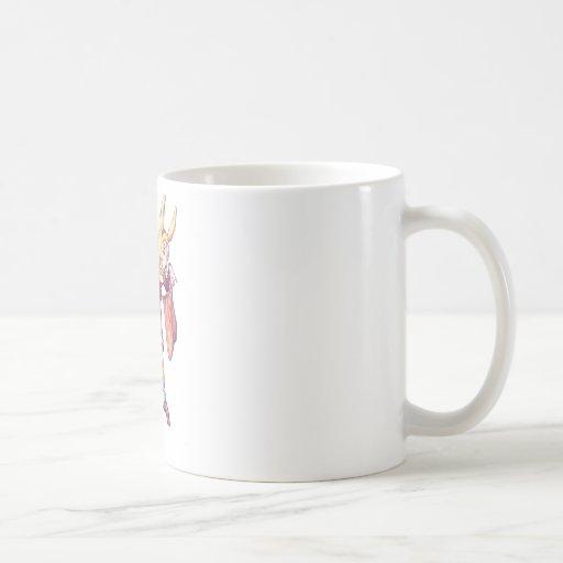 Messenger Haigha Classic White Coffee Mug