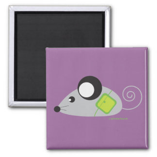 Messenger Mouse Magnet