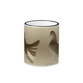 Messenger Ringer Coffee Mug
