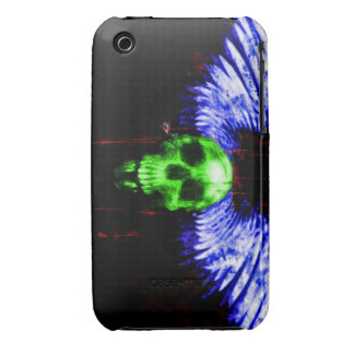Messenger of Death Color Case-Mate iPhone 3 Cases