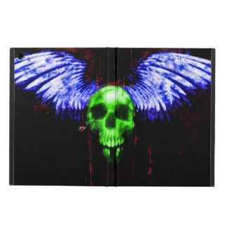 Messenger of Death Color iPad Air Cases