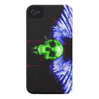 Messenger of Death iPhone 4 Cover