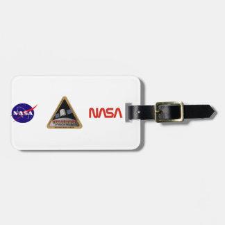 MESSENGER - Orbital Mission To Mars Bag Tag