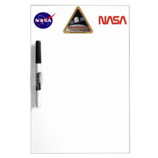 MESSENGER - Orbital Mission To Mars Dry-Erase Board