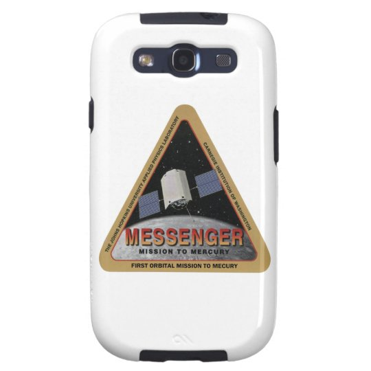 MESSENGER - Orbital Mission To Mars Galaxy S3 Cover