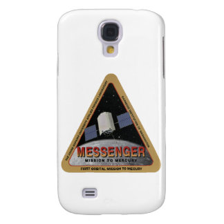 MESSENGER - Orbital Mission To Mars Galaxy S4 Cover