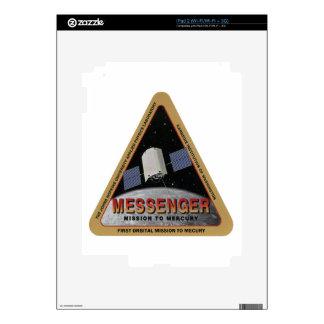 MESSENGER - Orbital Mission To Mars iPad 2 Skins