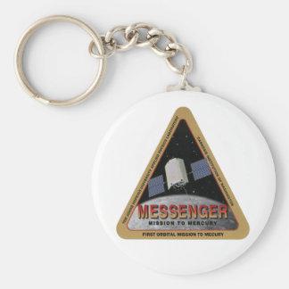 MESSENGER - Orbital Mission To Mars Keychain