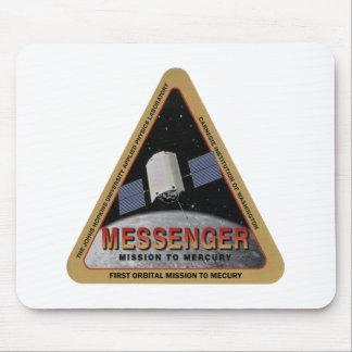 MESSENGER - Orbital Mission To Mars Mouse Pad