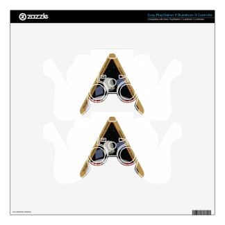 MESSENGER - Orbital Mission To Mars PS3 Controller Decals