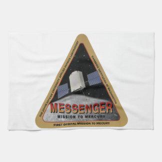 MESSENGER - Orbital Mission To Mars Towel