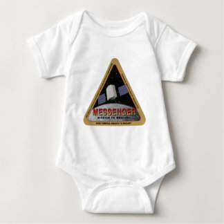 MESSENGER - Orbital Mission To Mercury Baby Bodysuit