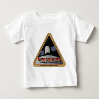 MESSENGER - Orbital Mission To Mercury Baby T-Shirt