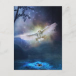 Messenger Postcard