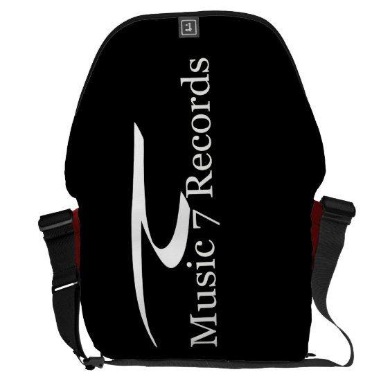 Messenger stock market Great Music 7 Courier Bag