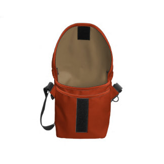 Messengerbag with gold inside courier bags