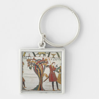 Messengers of Duke William came to find Count Keychain