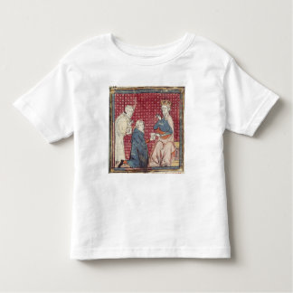 Messengers telling Charlemagne Toddler T-shirt
