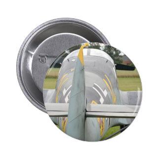 Messerschmitt Bf108 Pinback Button