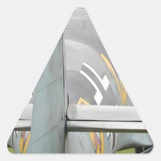Messerschmitt Bf108 Triangle Sticker