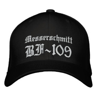 Messerschmitt BF-109 CAP