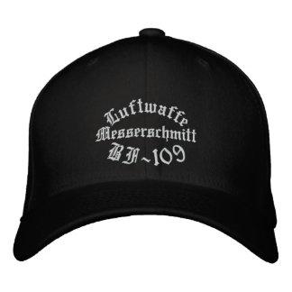 Messerschmitt BF-109 CAP/Hat Embroidered Baseball Hat