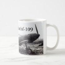 messerschmitt bf-109 coffee mug