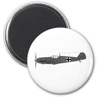Messerschmitt BF-109 Imán Redondo 5 Cm