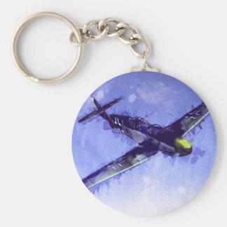 Messerschmitt Bf 109 Keychain