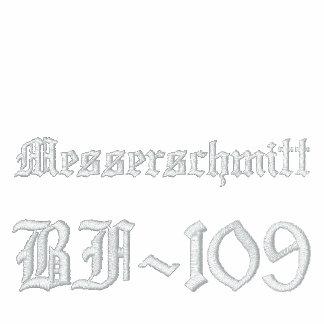 Messerschmitt BF-109 Luftwaffe Coat Moleton Bordado