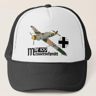 Messerschmitt Bf 109 Luftwaffe Trucker Hat