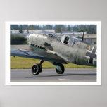 Messerschmitt Bf-109E-3 Emilio Posters