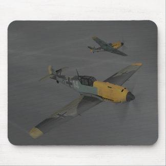 Messerschmitt ME109 Mouse Pad