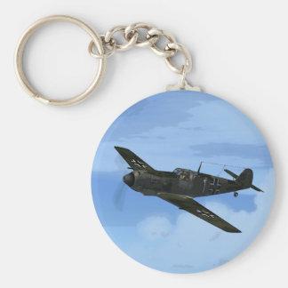 Messerschmitt ME-109 Keychain/Keyring Keychain