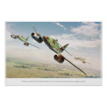 Messerschmitt Me 262 ポスター