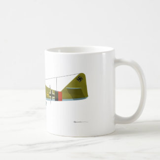 Messerschmitt Me-262 Swallow Coffee Mug