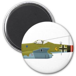 Messerschmitt Me-262 Swallow Magnet