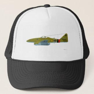 Messerschmitt Me-262 Swallow Trucker Hat