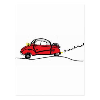 Messerschmitt Postcard
